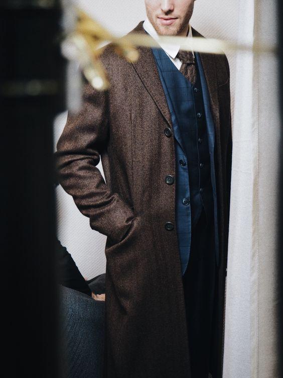 Принципы подбора мужского гардероба