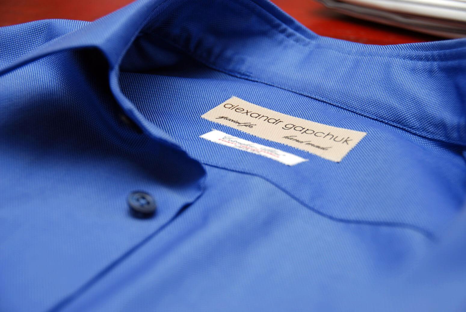 Пошив сорочки на заказ